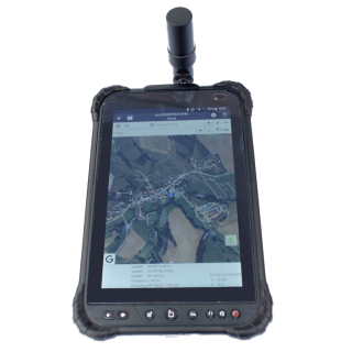 GNSS-System - GIS Handheld Compact